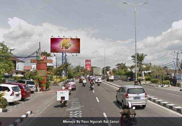 billboard area by pass ngurah rai